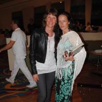 Carina Holgersson och Malin Berghagen i Turkiet 2013