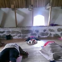 Yoga avslappning Magasinet