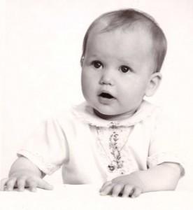 Carina Holgersson 1 år